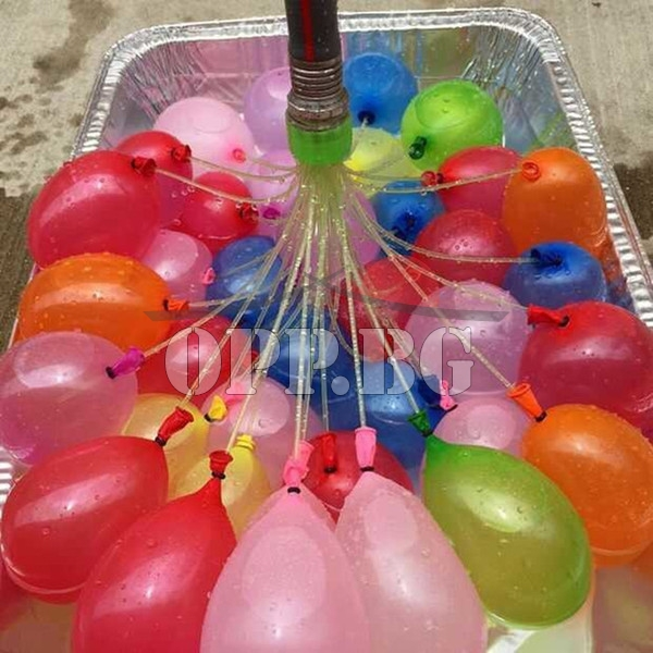 120 водни балона Balloon Bonanza