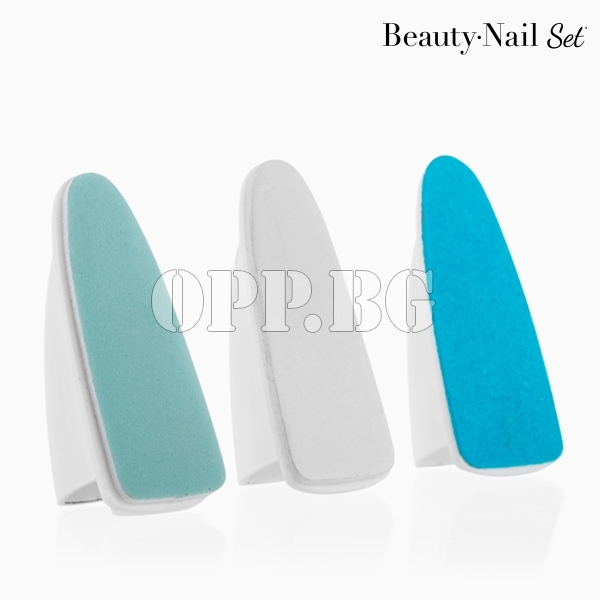 УРЕД ЗА ПОЛИРАНЕ НА НОКТИ BEAUTY NAIL SET 4